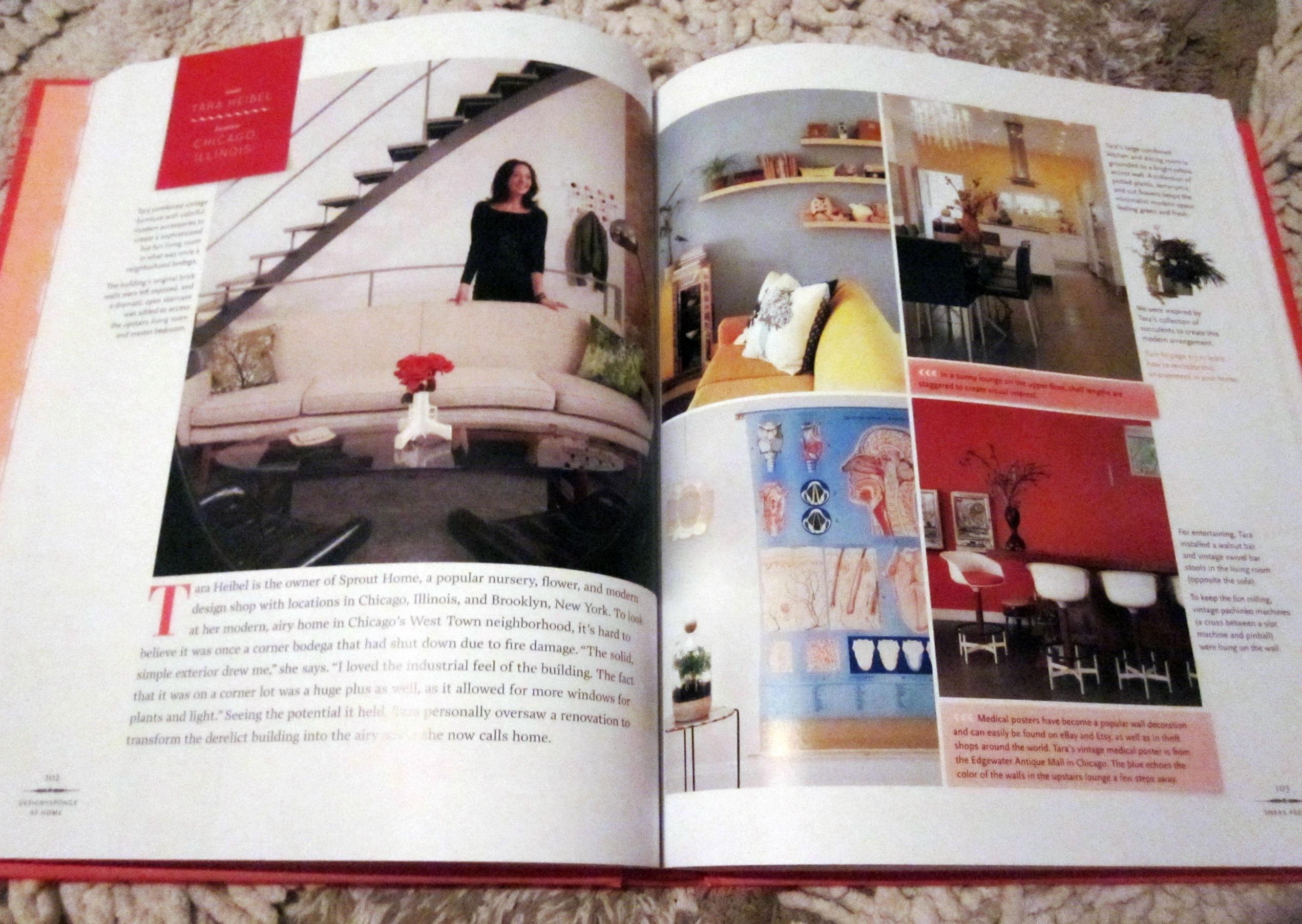 Design sponge at home book | Home design