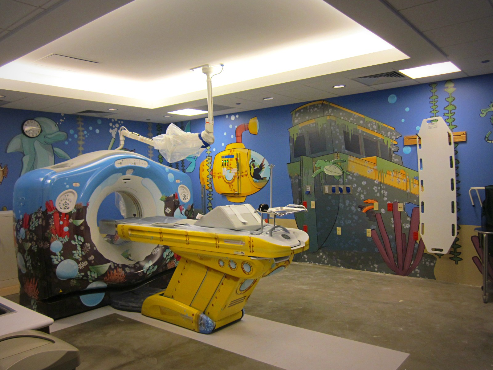 Your First Look At Lurie Children S Hospital Urban Explorer